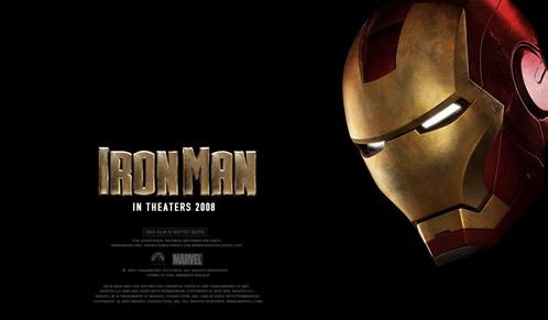 Nueva web para Iron Man